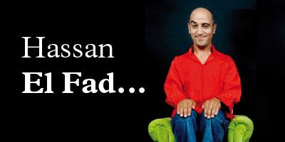 Hassan El Fad, le bouffon bien-aimé