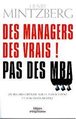 Henry Mintzberg ou la mise à mort des MBA