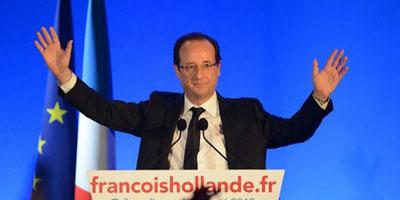 Sarkozy concède la défaite, Hollande «nouveau président» de la France