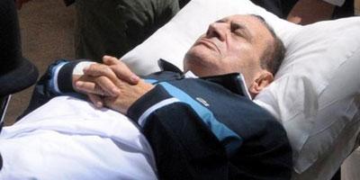 Egypte : Confusion sur l'Etat de santé de Hosni Moubarak