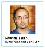 Houcine Berbou : La fonction «commercial» a toujours la cote