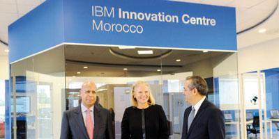 Des formations sur les produits IBM à l'OFPPT