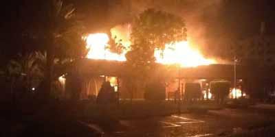 Khouribga : un mort et un blessé dans l'incendie d'une maison