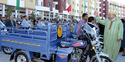 Maroc : l'INDH un chantier de règne