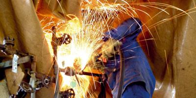 L'industrie perd en moyenne 25 000 emplois par an depuis 2009