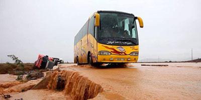 Des inondations font 17 morts dans le sud du Maroc