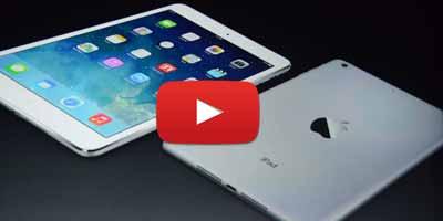 Après l'iPhone 6, l'iPad Air 2 se plie aussi !