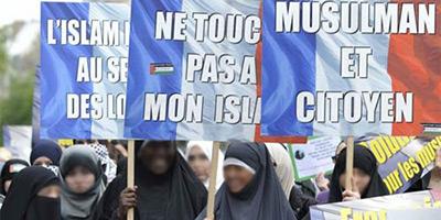 Islamophobie: les musulmans de France s'inquiètent