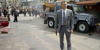 James Bond débarque à Tanger