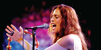 Jazz au Chellah 2013 : honneur  aux dames