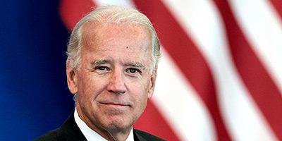 Joe Biden dans la cité ocre