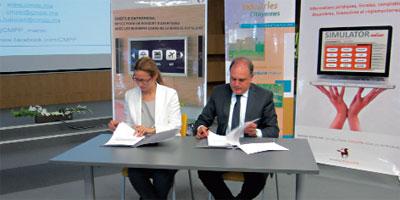 La Banque Populaire et l'Association Izdihar  accompagnent le développement des PME