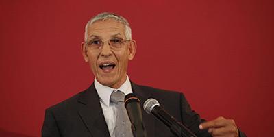 Lahcen Daoudi : «Notre objectif est d'arriver à 1 million d'étudiants»