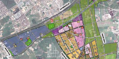 Lahraouiyyine : une nouvelle zone d'urbanisation programmée