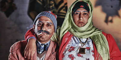 L'couple, une histoire d'un vieux couple marocain initié au digital.