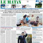 Un financier à la tête du journal Le Matin