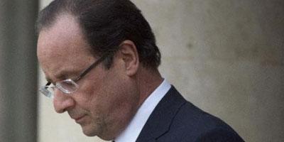 L'embellie de l'économie part en fumée, Hollande au plus bas