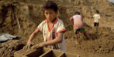 les enfants qui travaillent au Maroc 2013 01 14