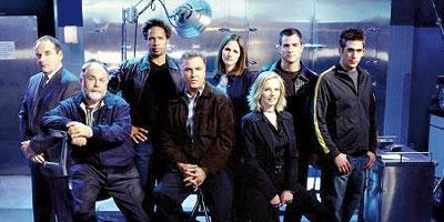 La série Les experts de Las Vegas : une série très chimique sur TF1, dimanche 26 décembre à 22h45