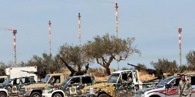 Libye : le pétrole pris en otage par des hommes armés