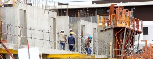 La production de logements baisse de 11,5%  au premier semestre