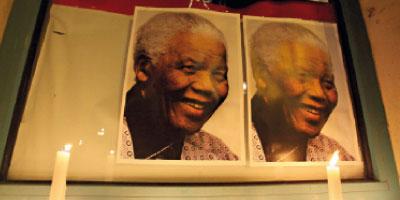 Le ballon rond rend hommage à Mandela au Maroc