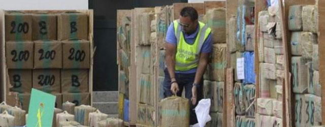 35 tonnes de marchandises en provenance du Maroc refoulées au port d'Oran
