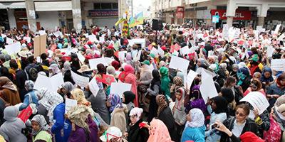 Marche du 8 Mars : entre revendications  et récupération politique