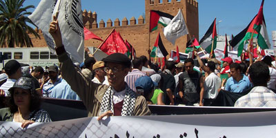 Rabat : une marche nationale dimanche prochain pour dénoncer l'agression israélienne contre Ghaza