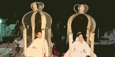 Combien coûte une cérémonie de mariage aujourd'hui au Maroc