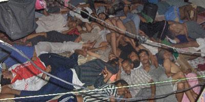 65 000 prisonniers au Maroc, alors que la capacité réelle des prisons est de 30 000 !