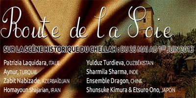 Mawazine célèbre la légendaire Route de la Soie sur la scène historique du Chellah
