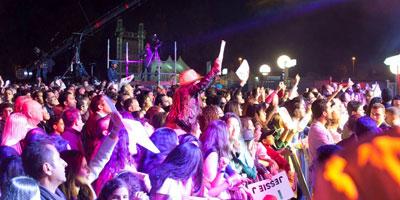 Mawazine 2013 : retour sur scènes