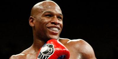 Le boxeur américain Mayweather est le sportif le mieux rémunéré du monde en 2011