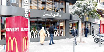 McDonald's ouvre au boulevard 2 Mars