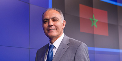Salaheddine Mezouar reçoit les nouveaux Ambassadeurs du Portugal, de la Turquie et de l'Iran