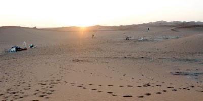 M'Hamid El Ghizlane : le désert ne se raconte pas, il se vit…