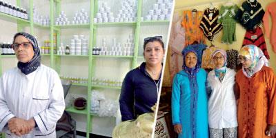 Dans l'univers des micro-entrepreneurs du Maroc