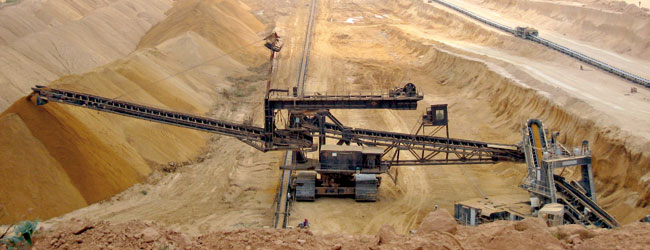 Les recettes des produits miniers  en baisse de 36% à fin avril