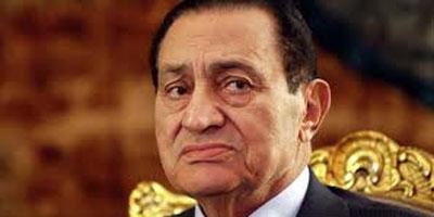 La justice égyptienne ordonne la libération de Moubarak