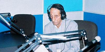 Décès de Mohamed Gharbi, journaliste pionnier de Radio Tanger