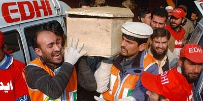 Au moins 108 morts dans une prise d'otages dans une école au Pakistan