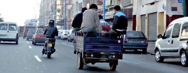 Plus de 90% des motos circulent dans l'illégalité !