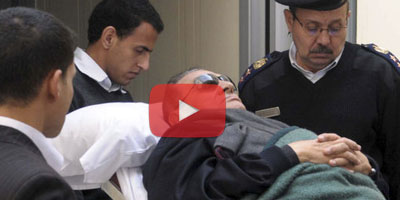 En Vidéo – Hosni Moubarak «Rahimahou Lah» !