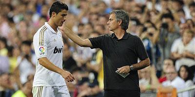 Paris SG : Cristiano Ronaldo et José Mourinho dans le viseur ?