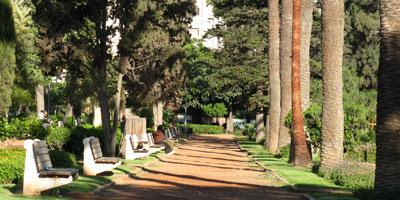 Casablanca : Les parcs Murdoch et de l'Hermitage réhabilités