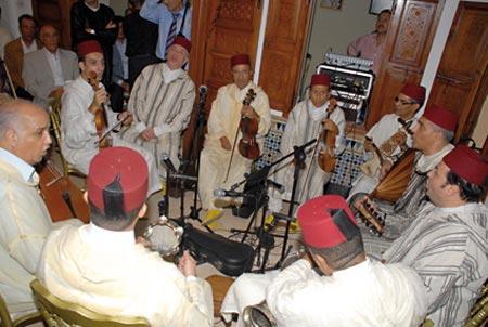 Une maison pour la musique andalouse