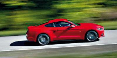 Mustang, le Â«pur-sang» qui perpétue sa légende