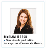 Myriam Jebbor : Â«Caftan rend hommage  à la beauté de la femme marocaine»