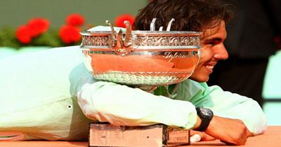 La montre de Rafael Nadal à 300 000 euros, retrouvée